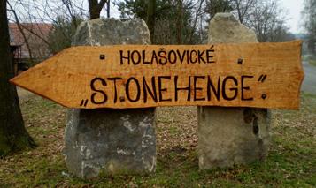 jak se chovat ve Stonehenge