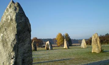 O Holašovickém Stonehenge